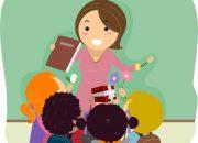 Miêu Tả Thầy Cô Giáo Đang Say Sưa Giảng Bài | Văn Mẫu