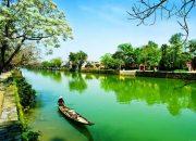 Anh chị hãy liên hệ và so sánh 2 tác phẩm Đây thôn Vĩ Dạ và Sông Hương