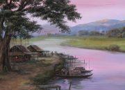 Tóm tắt tác phẩm truyện ngắn Bến Quê của nhà văn Nguyễn Minh Châu