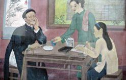 """Anh chị hãy soạn bài """"Nguyễn Đình Chiểu – Ngôi sao sáng văn nghệ của dân tộc"""" của Phạm Văn Đồng"""